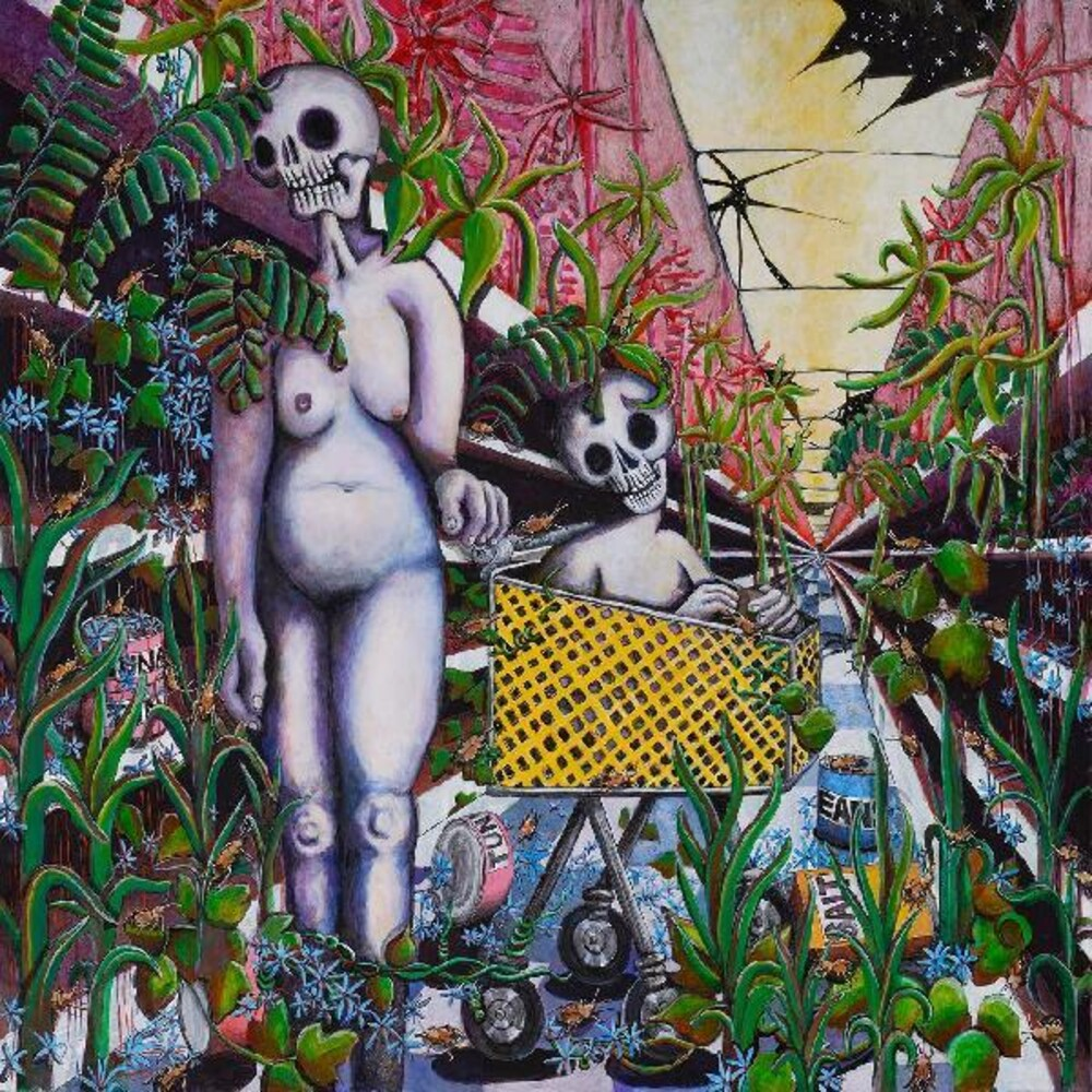 De Indigo Souza - Any Shape You Take [Colored Vinyl] (Grn) (Uk)