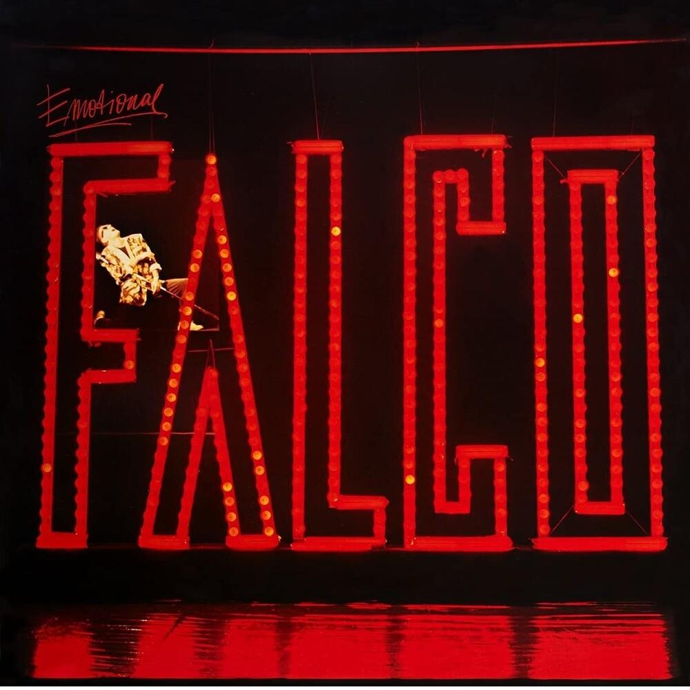 Falco - Emotional (Remastered)