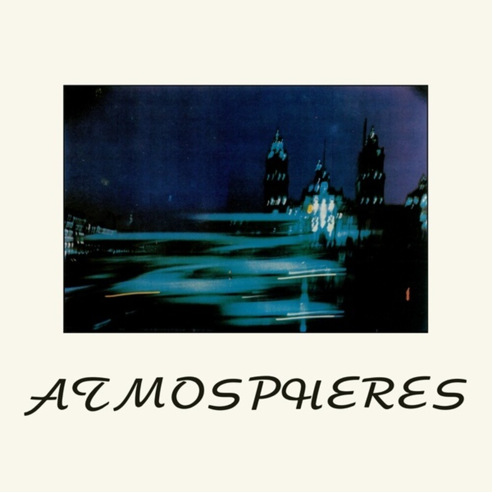 Atmospheres / O.S.T. - Atmospheres (Original Soundtrack)