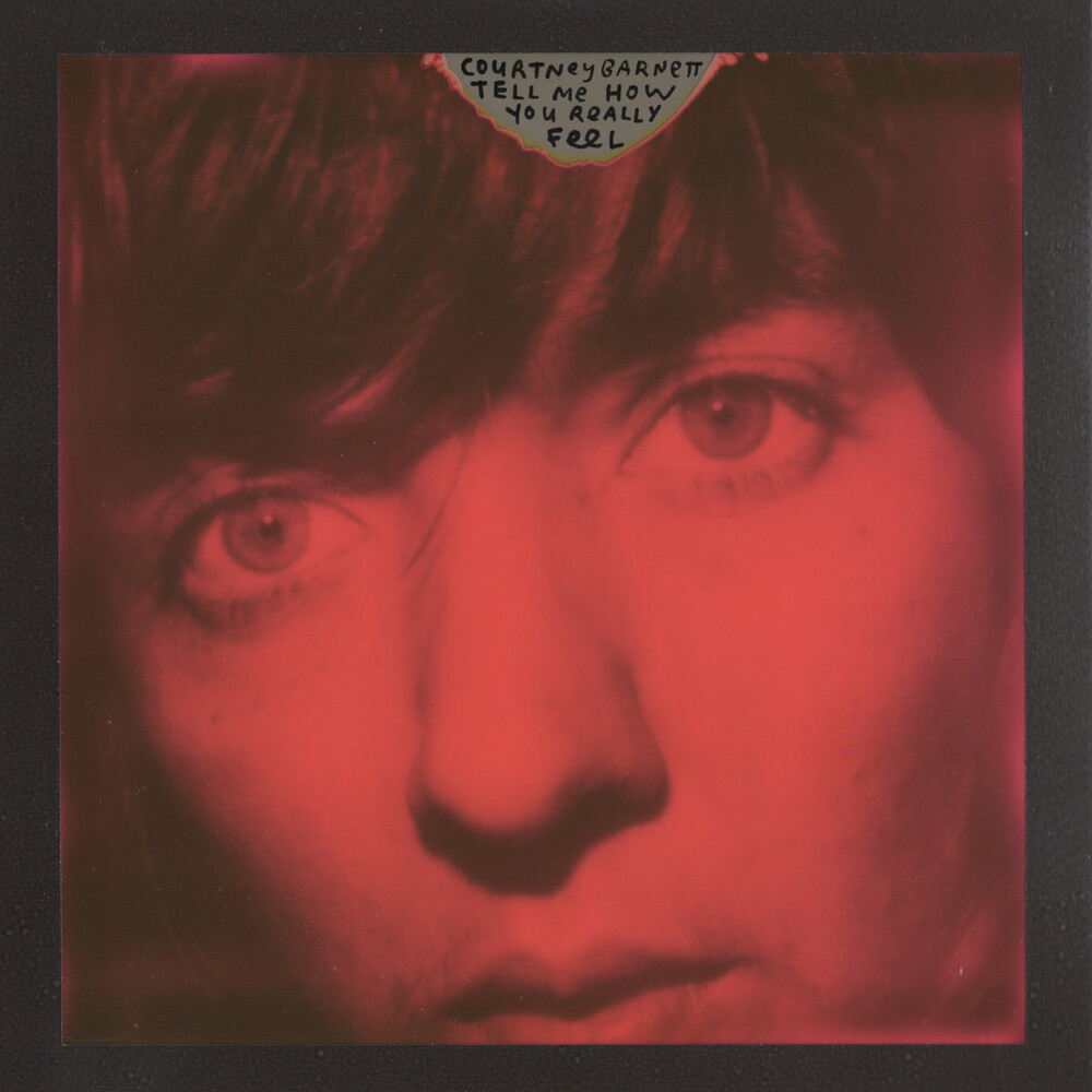 Courtney Barnett - Tell Me How You Really Feel [Indie Exclusive Limited Edition Red LP]
