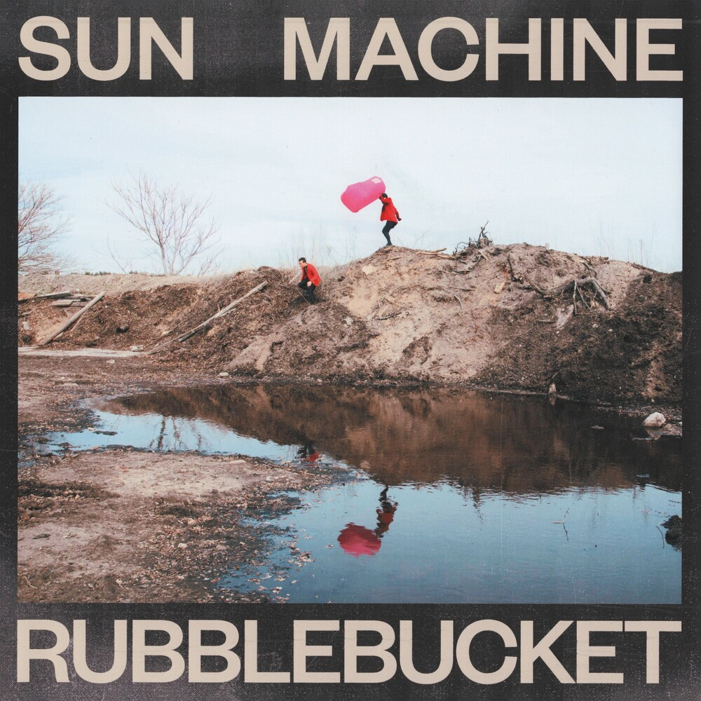 Rubblebucket - Sun Machine [LP]
