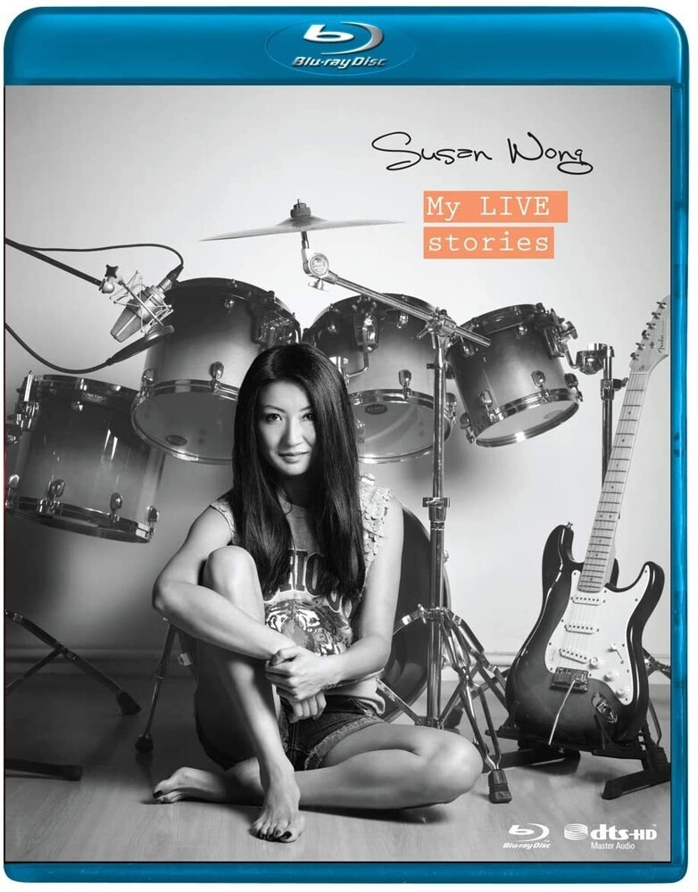 Wong, Susan - My Live Stories