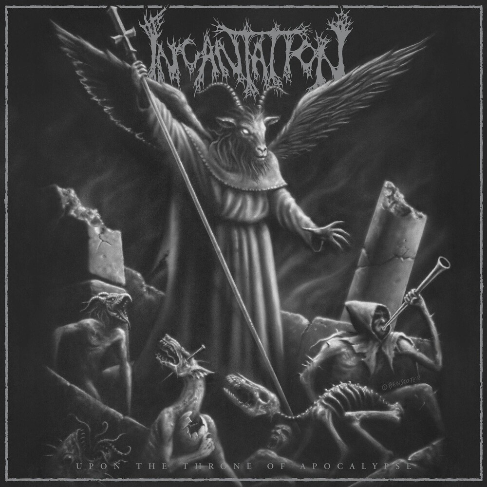 Incantation - Upon the Throne of Apocalypse (Reissue) [LP]