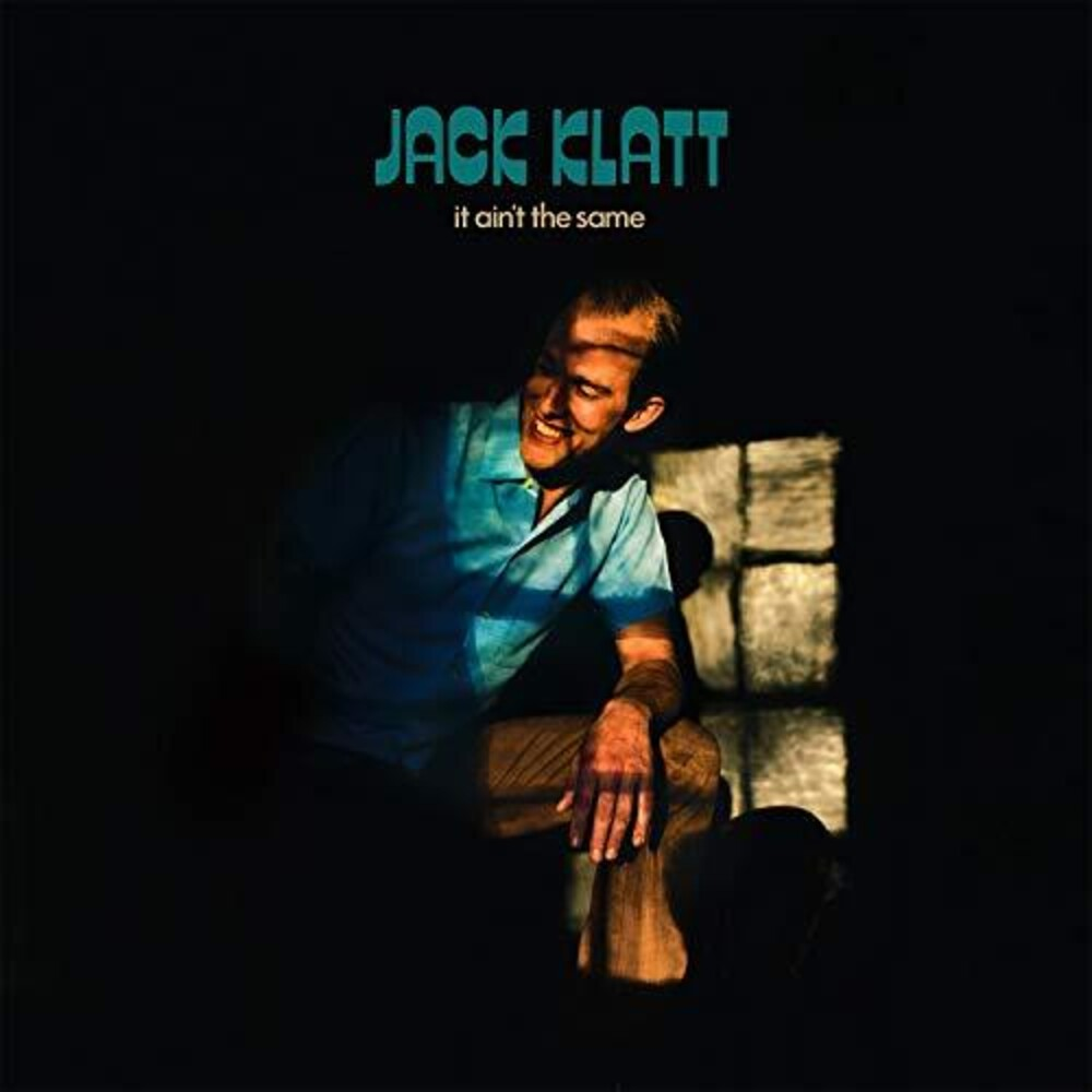 Jack Klatt - It Ain't The Same [LP]