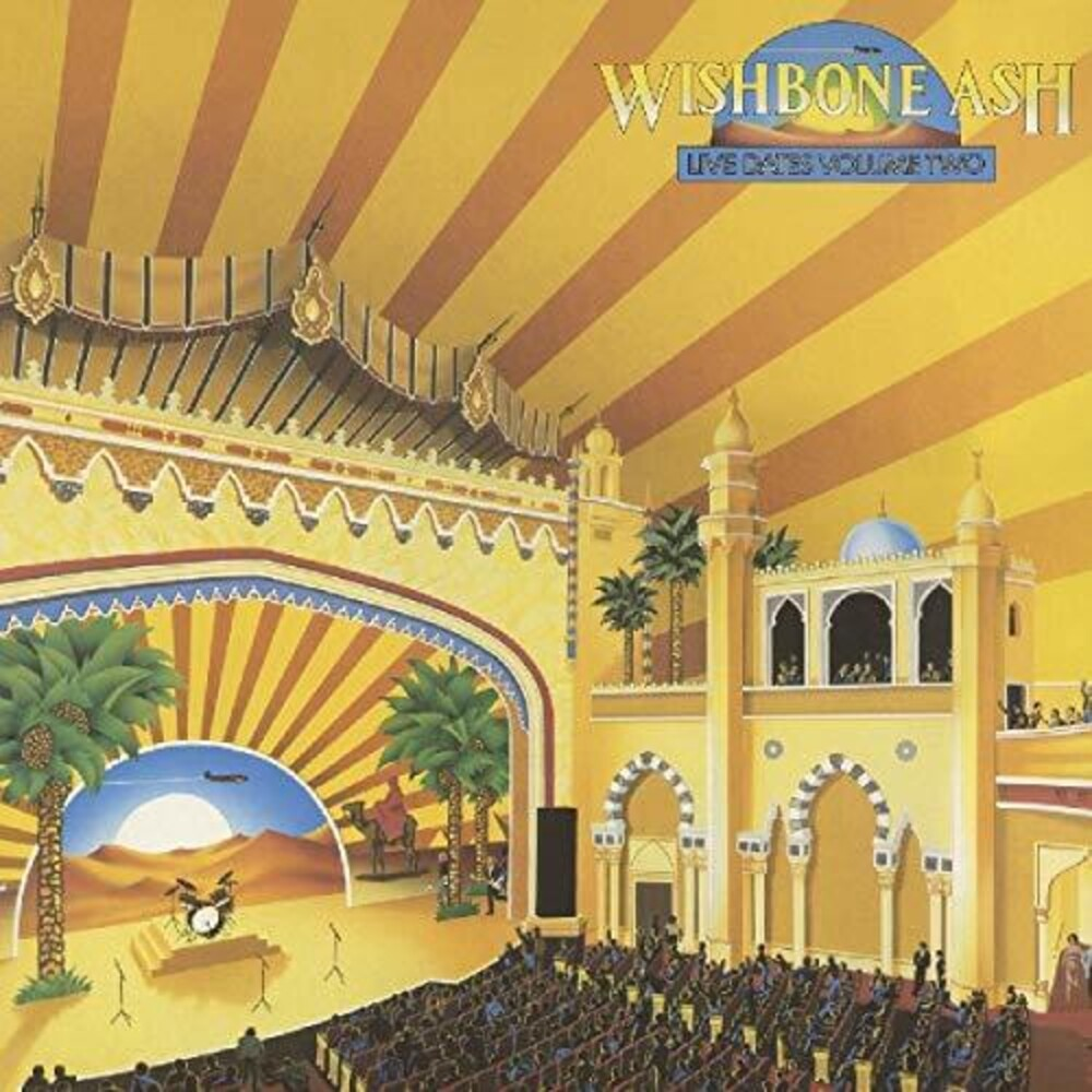 Wishbone Ash - Live Dates Ii (Hol)