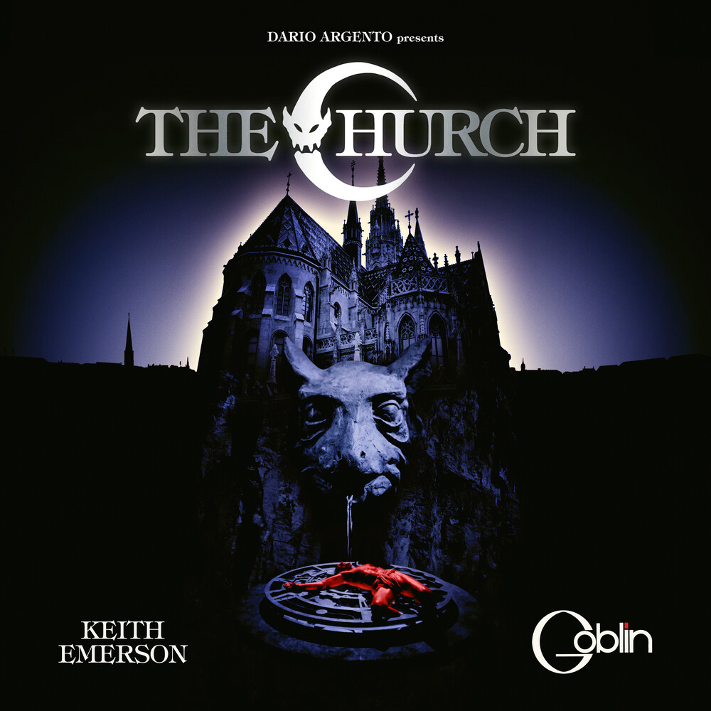 Emerson, Keith / Goblin - Church / O.S.T. (Blue) (Ogv)