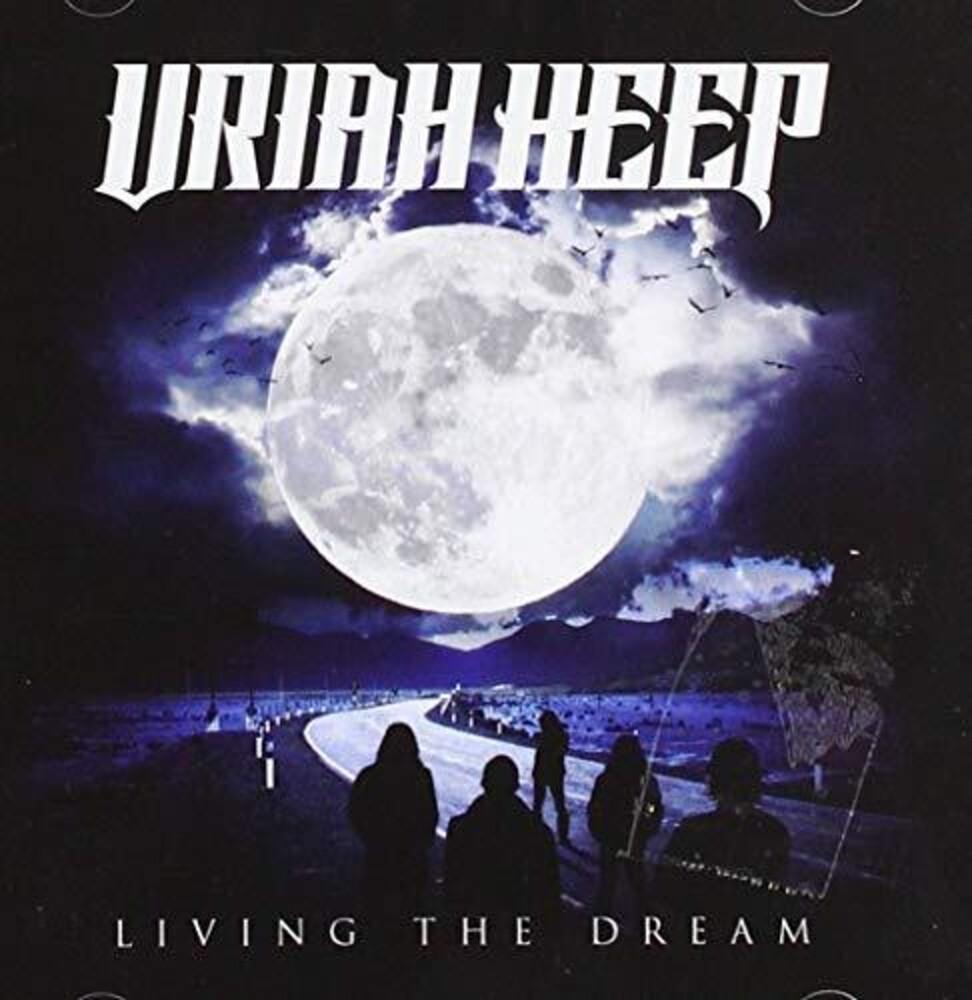 Uriah Heep - Living The Dream (Arg)