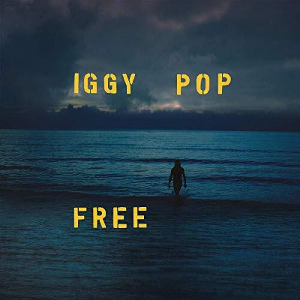 Iggy Pop - Free [Deluxe LP]