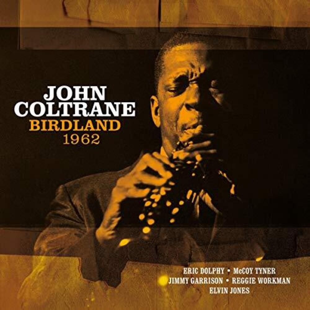 John Coltrane - Birdland 1962 [Import LP]