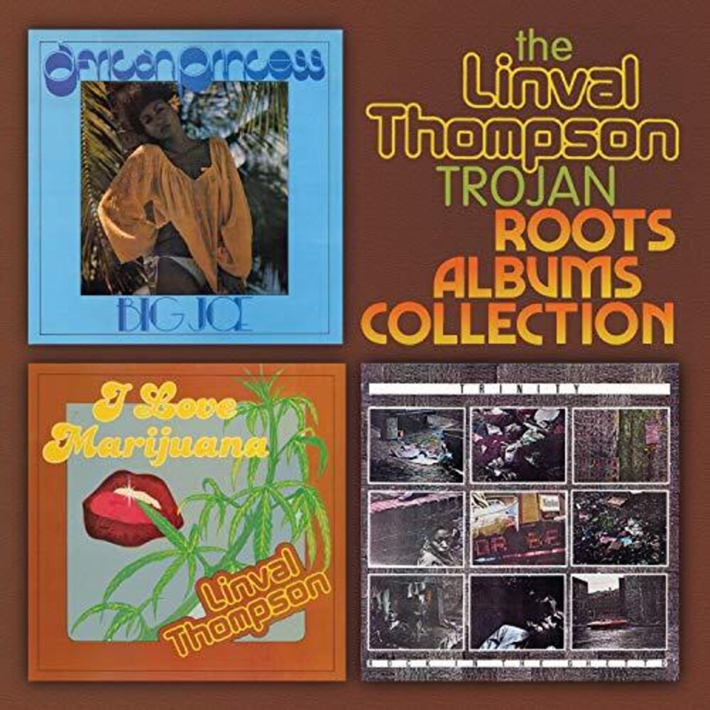 Linval Thompson Trojan Roots Album Collection - Linval Thompson Trojan Roots Album Collection: Expanded Edition / Various