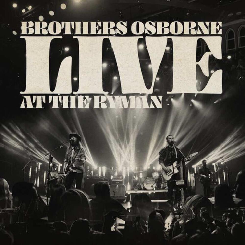 Brothers Osborne - Live At The Ryman (Uk)