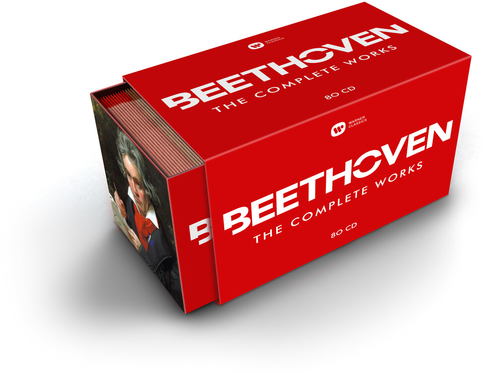 Beethoven The Complete Works Box - Beethoven: The Complete Works (Box)