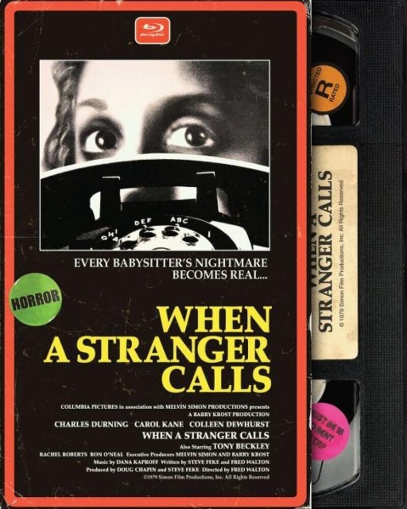 When a Stranger Calls (Retro Vhs) - When A Stranger Calls
