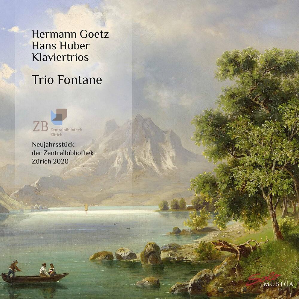 Goetz / Trio Fontane - Zentralbibliothek Zurich