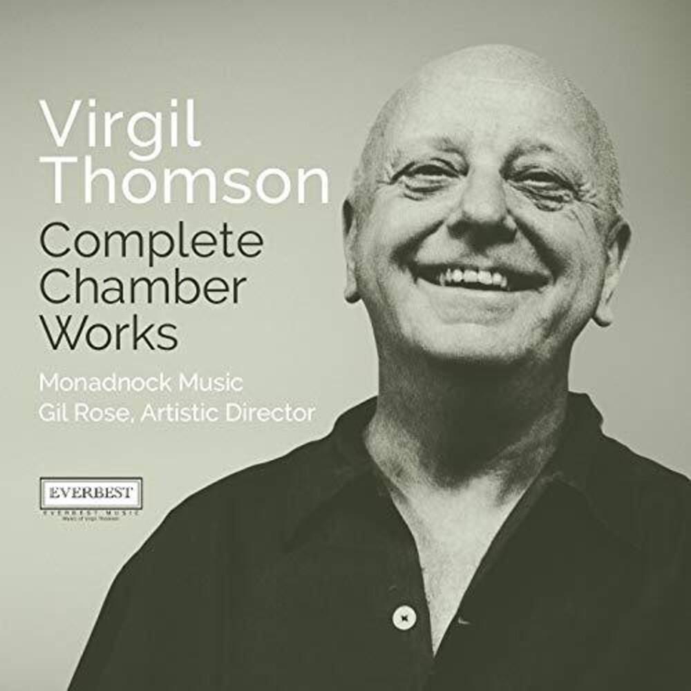 Thomson / Monadnock Music / Rose - Complete Chamber Works (2pk)