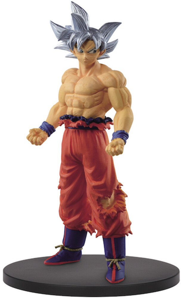 Banpresto - BanPresto Dragon Ball Super Creator x Creator Ultra Instinct Son Goku