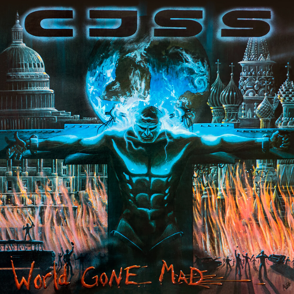 Cjss - World Gone Mad (Deluxe Edition)