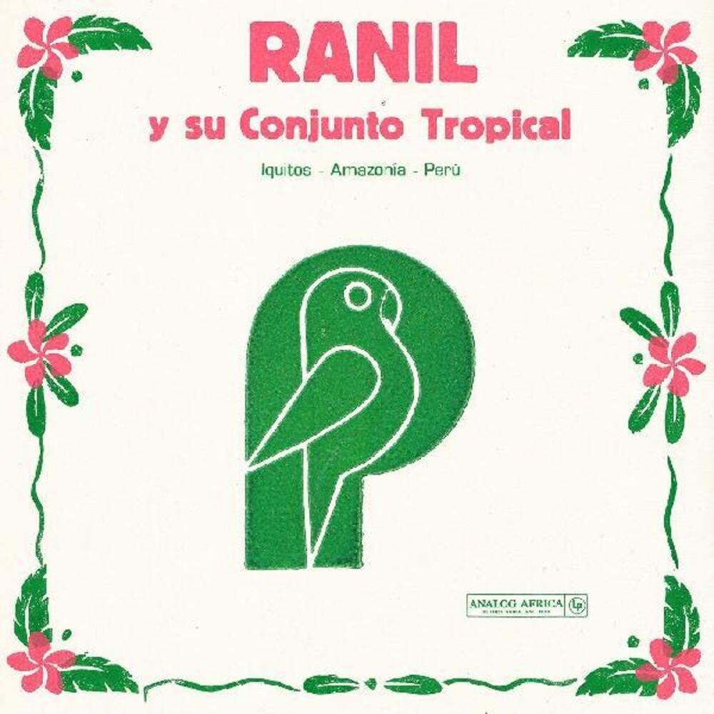 Ranil - Ranil y Su Conjunto Tropical [LP]