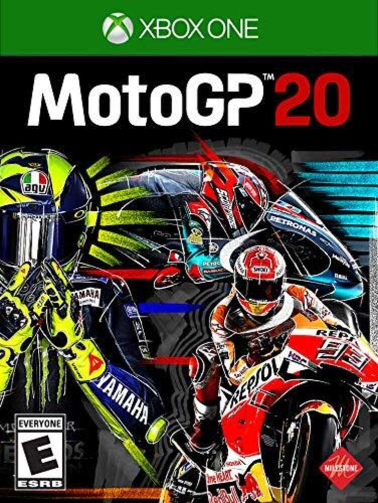- MotoGP 20 for Xbox One