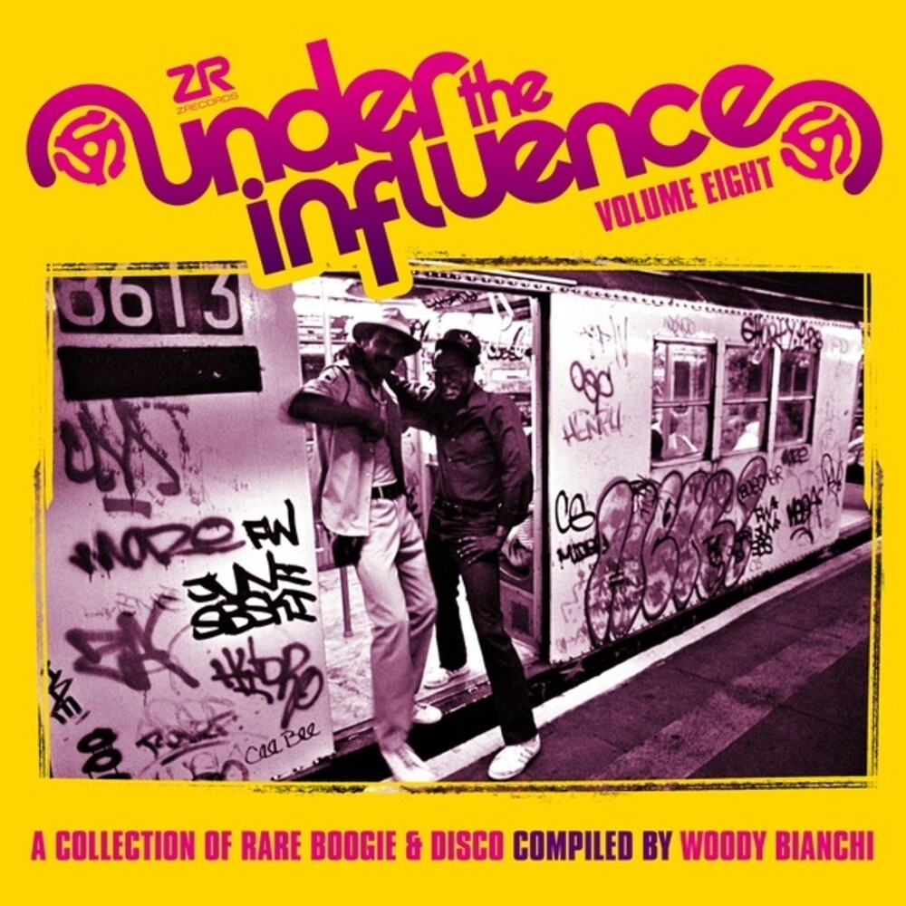 Woody Bianchi - Under The Influence Volume Eight (2pk)
