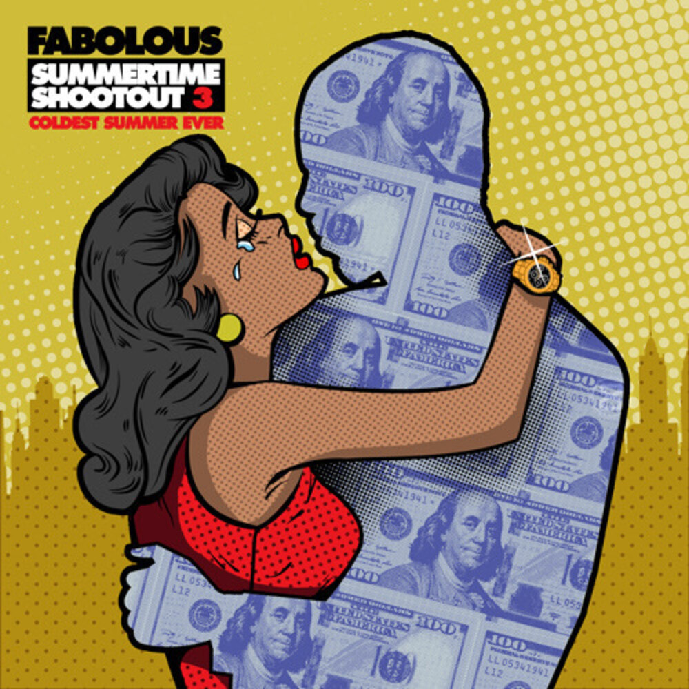 Fabolous - Summertime Shootout 3: Coldest Summer Ever [2 LP]
