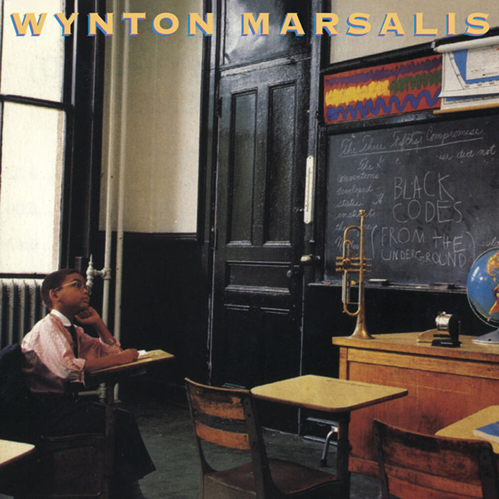 Wynton Marsalis - Black Codes (From The Underground) (Hol)