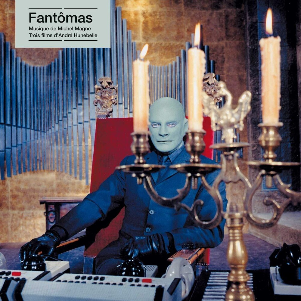 Michel Magne Fra - Fantomas / O.S.T. (Fra)