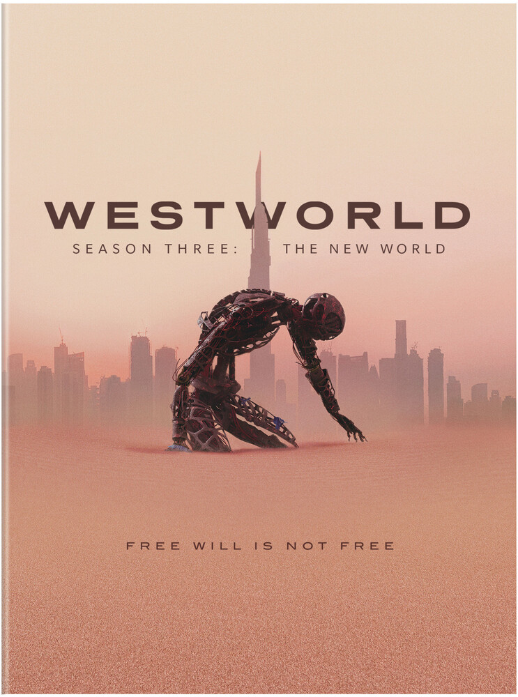 Westworld [HBO TV Series] - Westworld: Season Three: The New World