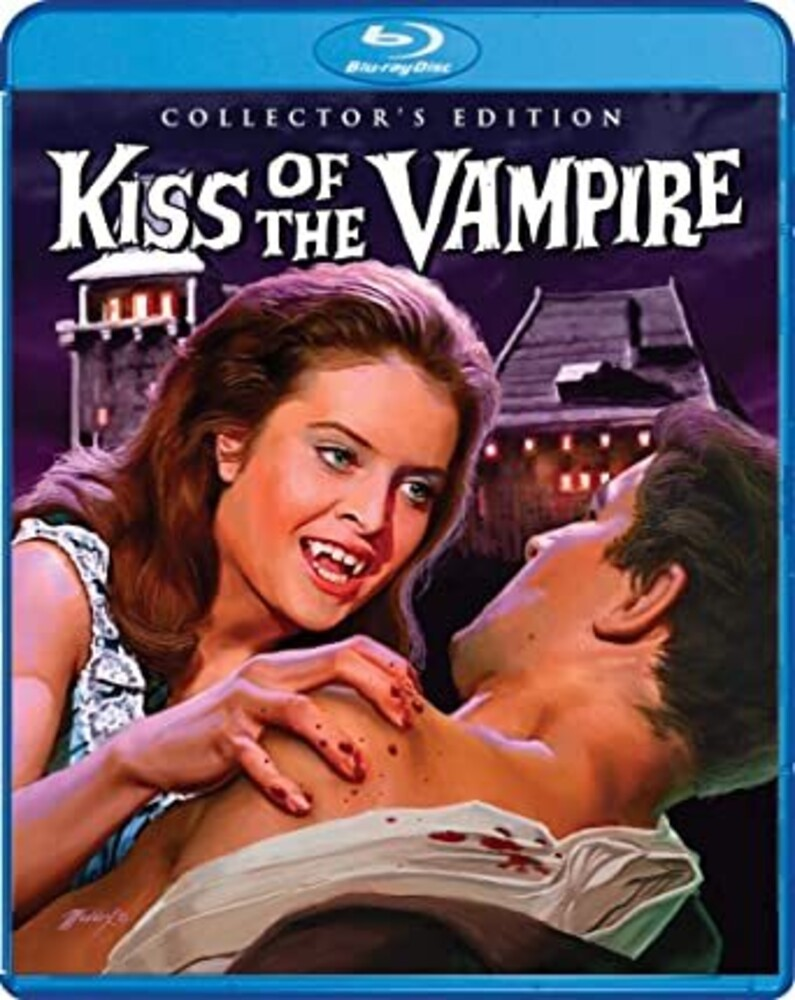 - Kiss Of The Vampire / (Coll Dts Ws)