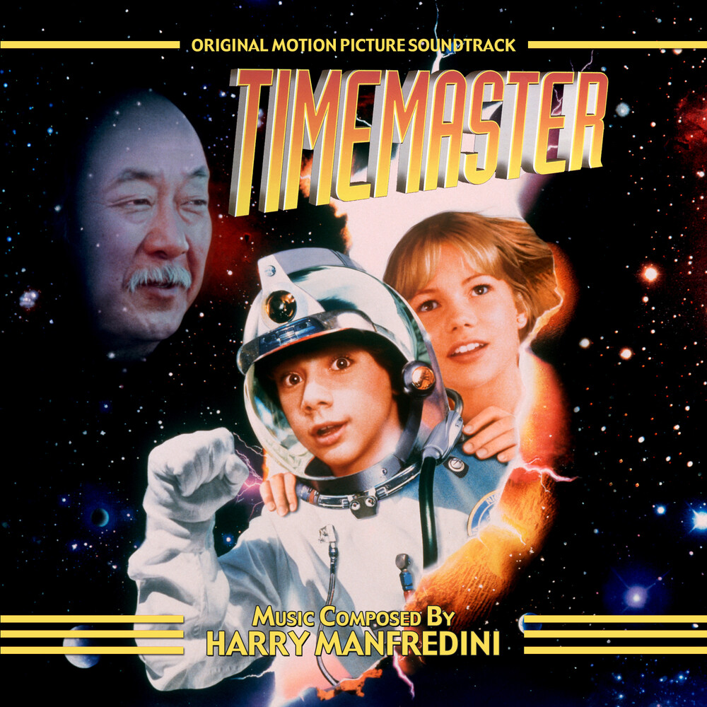 Harry Manfredini - Timemaster (Original Motion Picture Soundtrack)