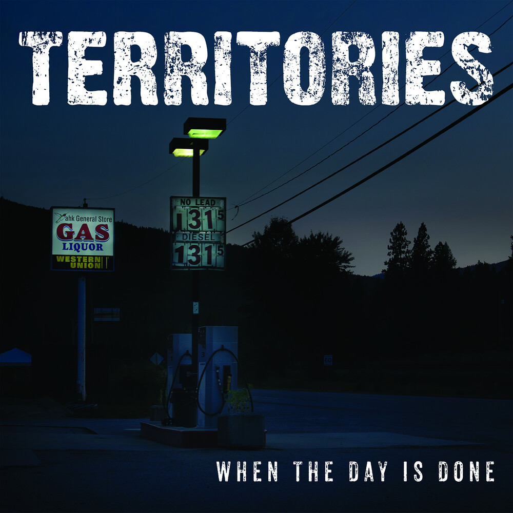 Territories - When The Day Is Done (10in)