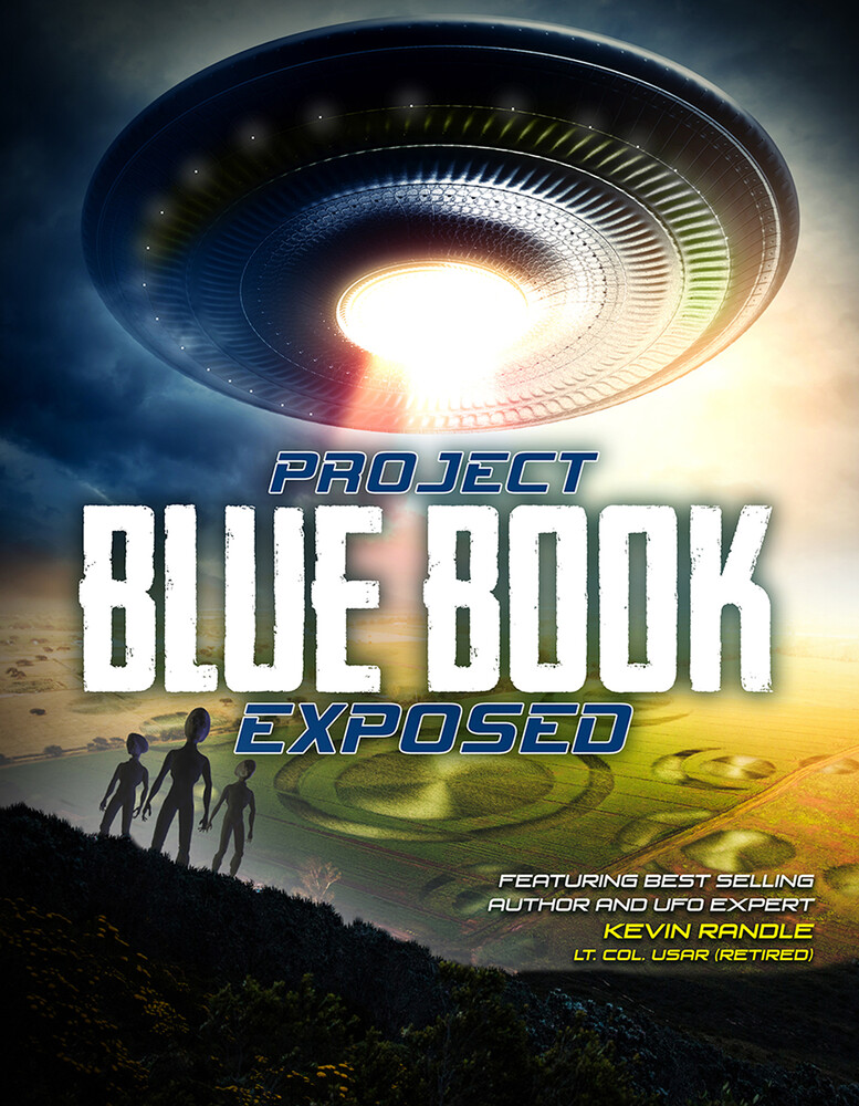 - Project Blue Book Exposed
