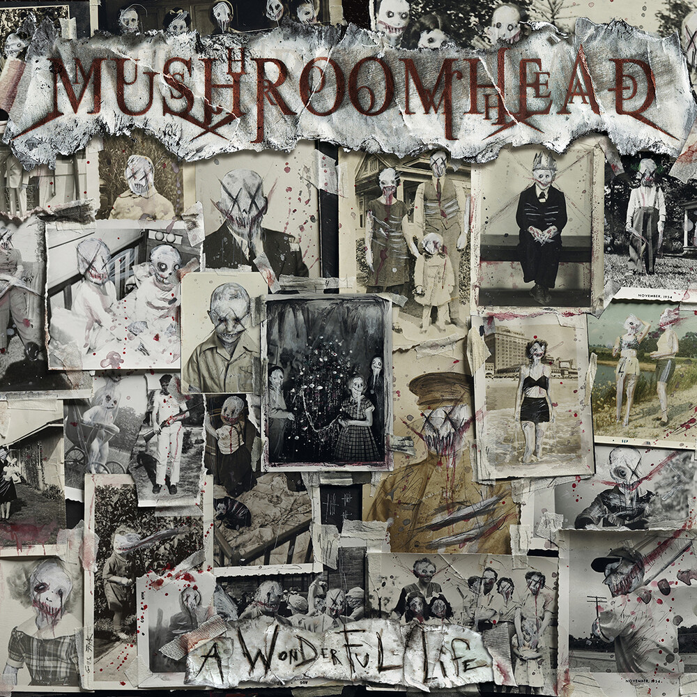 Mushroomhead - A Wonderful Life [Limited Edition Deluxe 2LP]