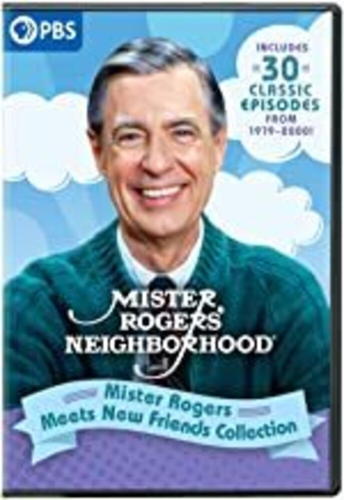 Mister Rogers' Neighborhood: Mister Rogers Meets - Mister Rogers' Neighborhood: Mister Rogers Meets New Friends Collection