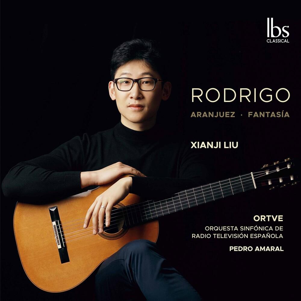 Xianji Liu - Aranjuez / Fantasia