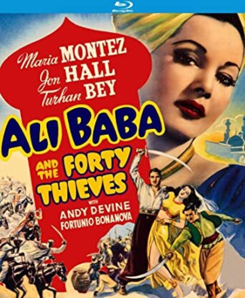 - Ali Baba & Forty Thieves (1944)