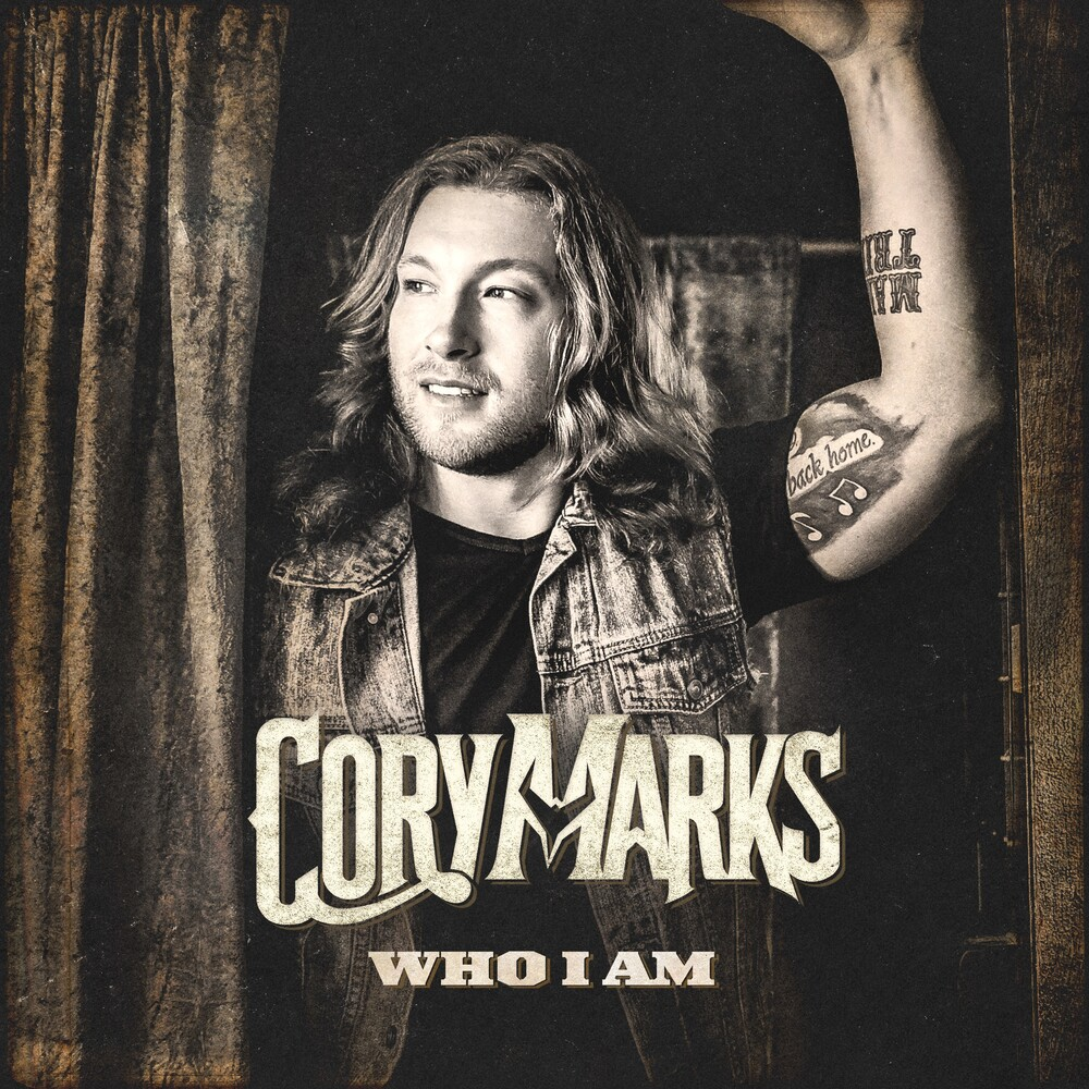 Cory Marks - Who I Am [LP]