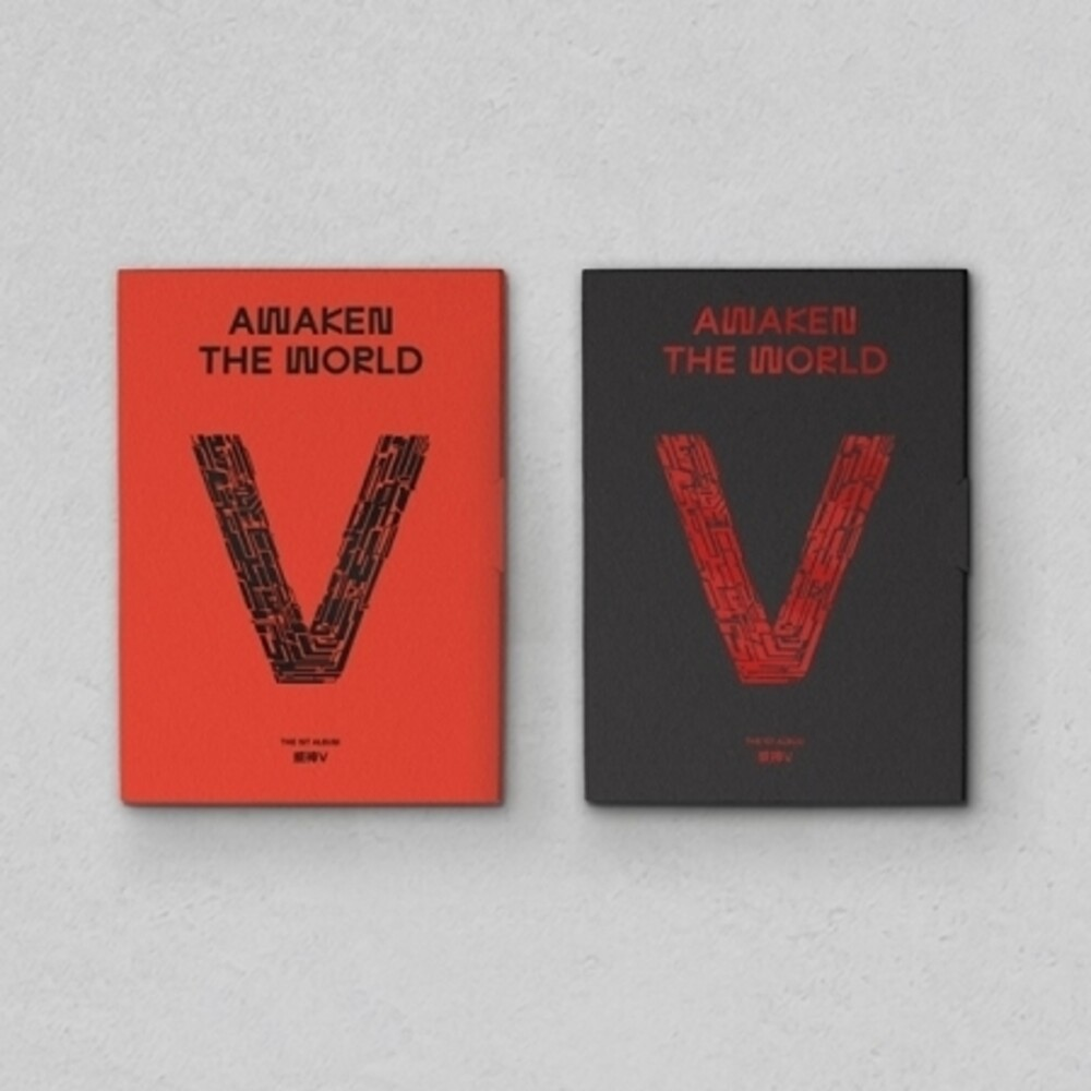 Wayv - Awaken the World (Random Cover) (incl. 104pg Photobook, Folded Poster,Photocard + Circle Card)