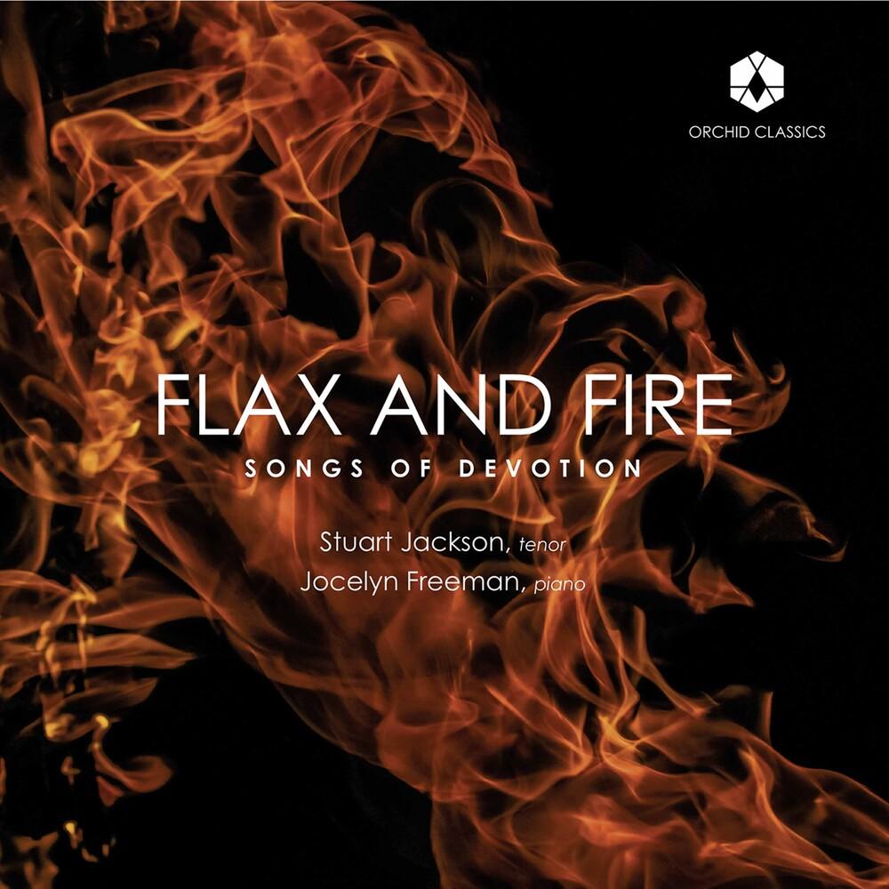 Stuart Jackson - Flax & Fire