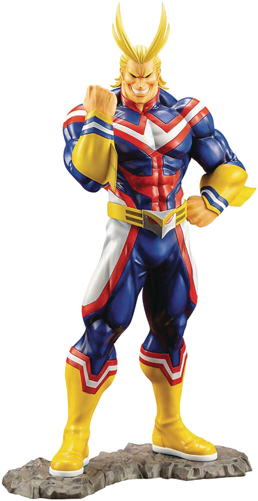 My Hero Academia - All Might Artfx J Statue - Kotobukiya - My Hero Academia - All Might ARTFX J Statue