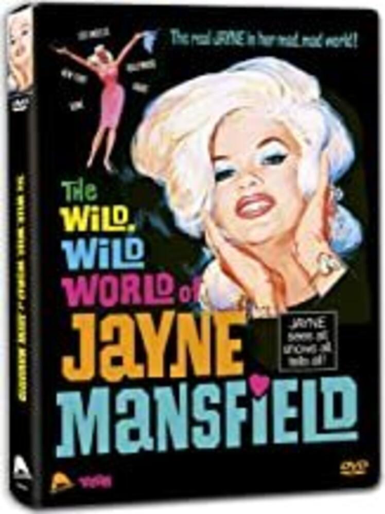 Wild Wild World of Jayne Mansfield - Wild Wild World Of Jayne Mansfield / (Dol Ws)