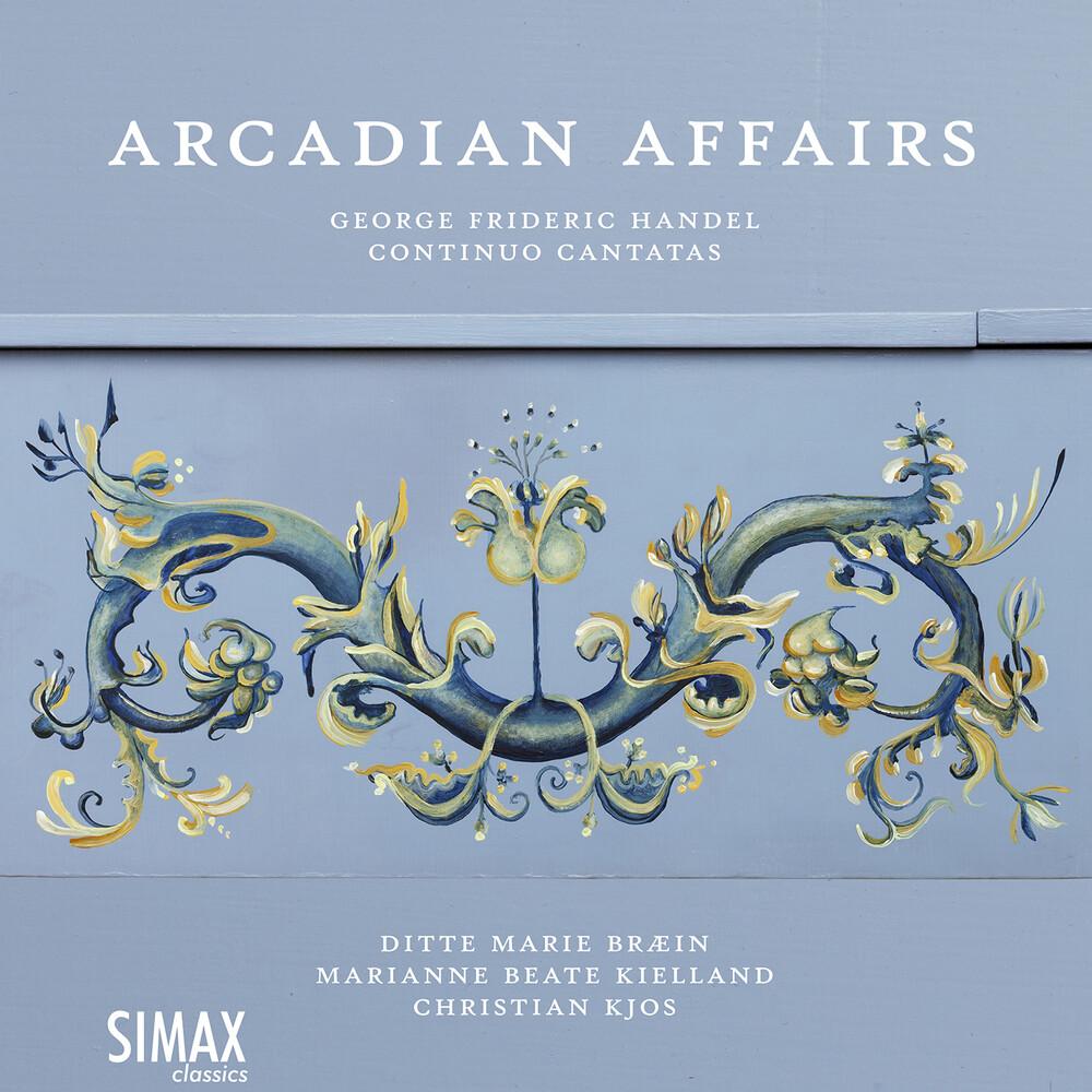 Handel / Kjos / Braein - Arcadian Affairs