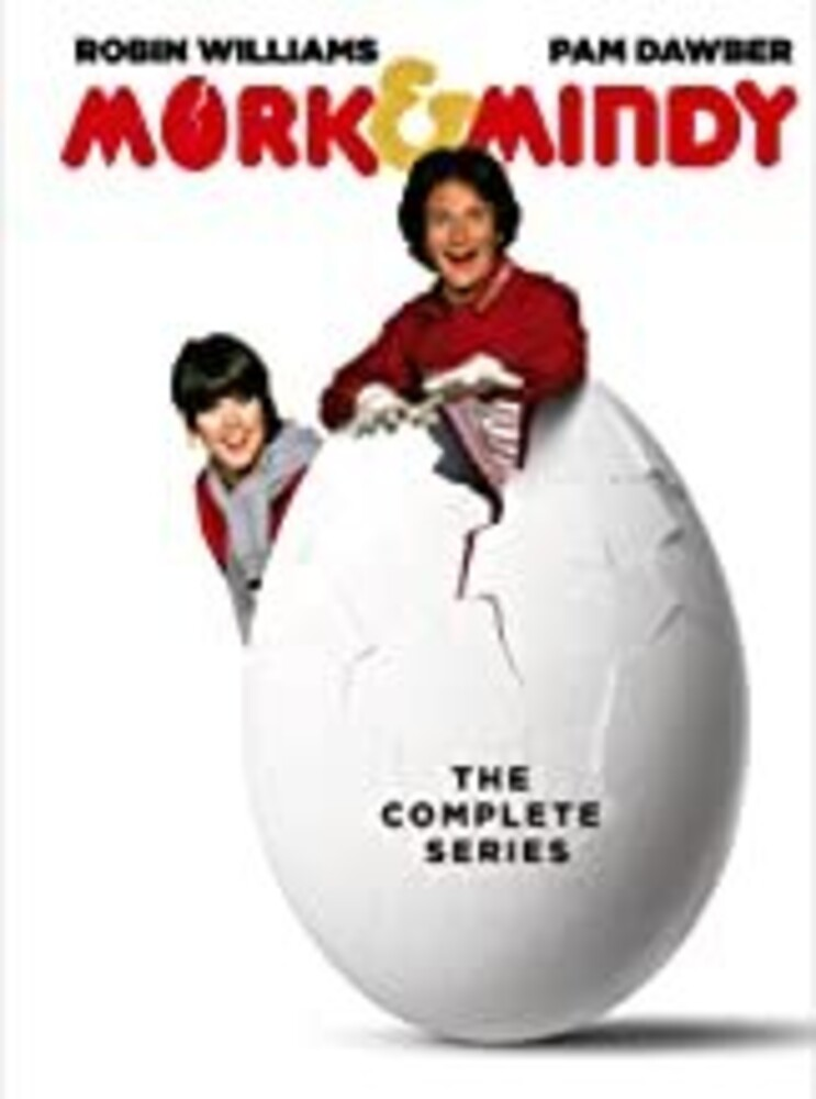 Mork & Mindy: Complete Series - Mork & Mindy: Complete Series (15pc) / (Box Full)