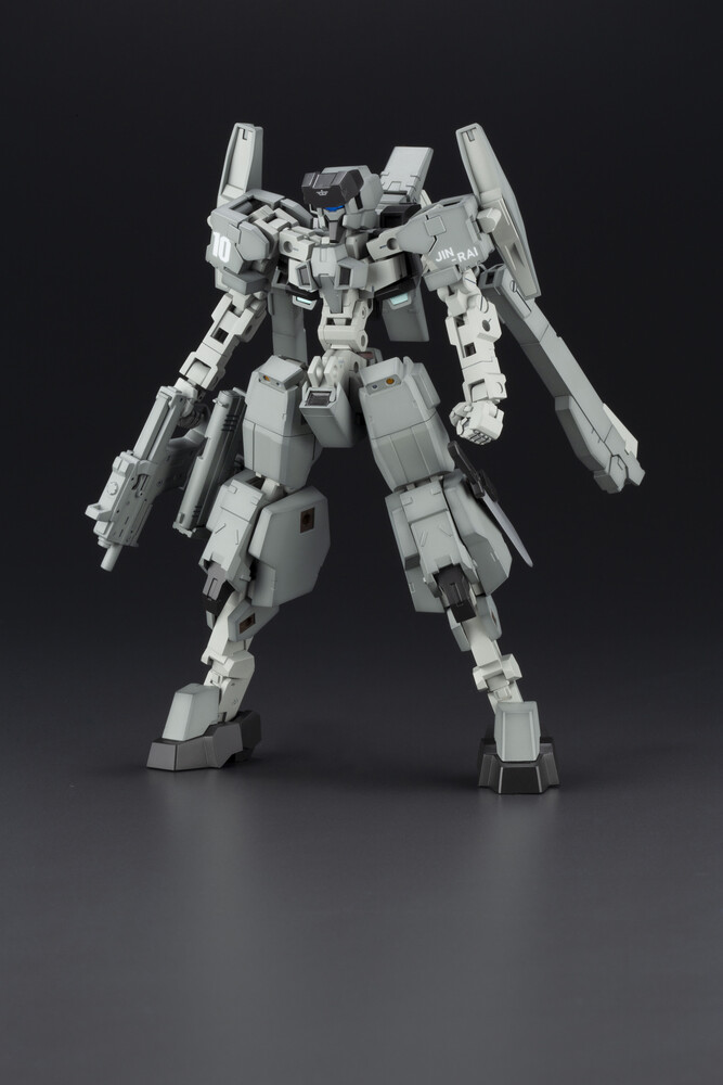 Frame Arms Type34Model1B Jin-Rai with Assault Unit - Kotobukiya - Frame Arms - Type34Model1B JIN-RAI with Assault Unit