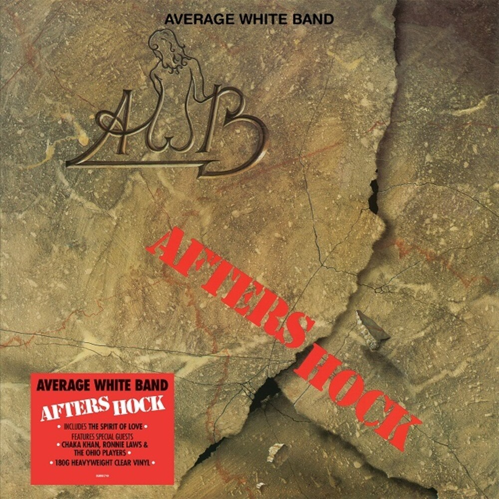 Average White Band - Aftershock [Clear Vinyl] [180 Gram] (Uk)