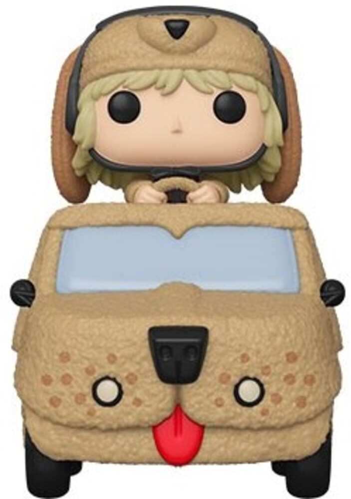 Funko Pop! Ride: - FUNKO POP! RIDE: Dumb & Dumber - Harry w/ Mutts Cutts Van