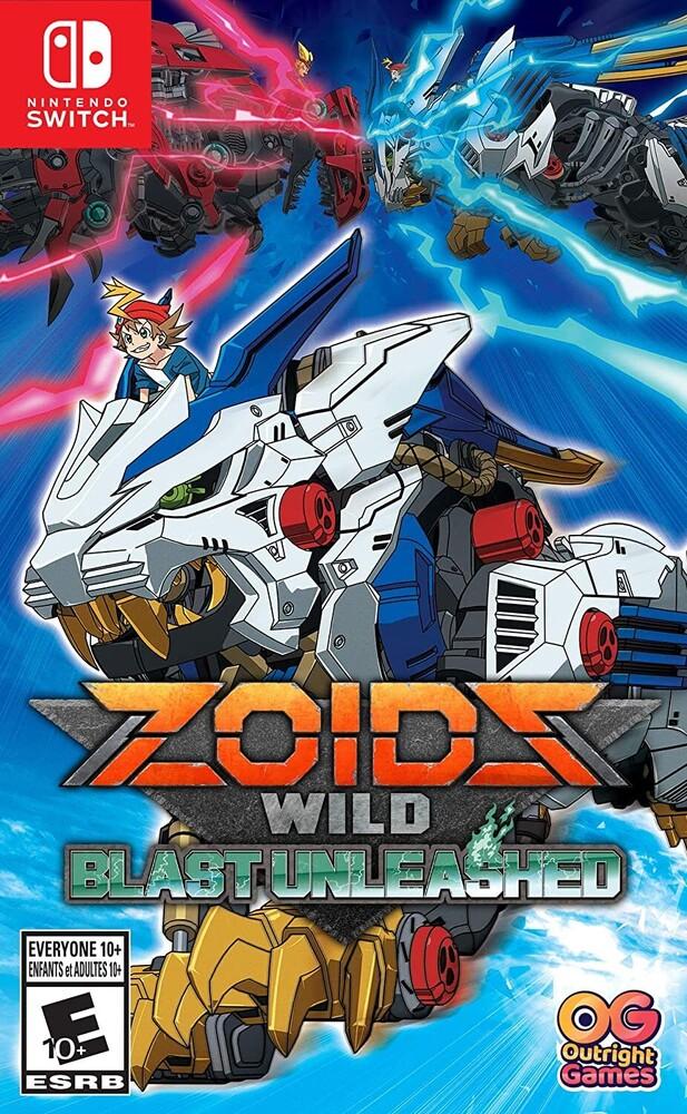 Swi Zoids Wild: Blast Unleashed - Swi Zoids Wild: Blast Unleashed