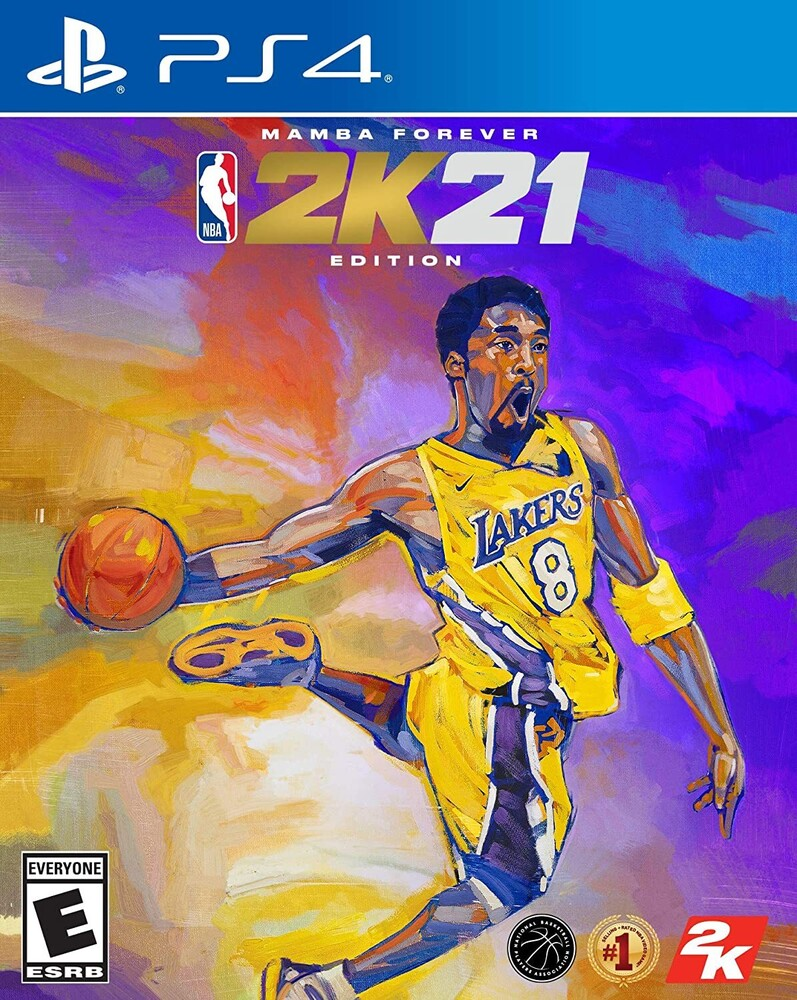 - Ps4 Nba 2k21 Mamba Forever Edition