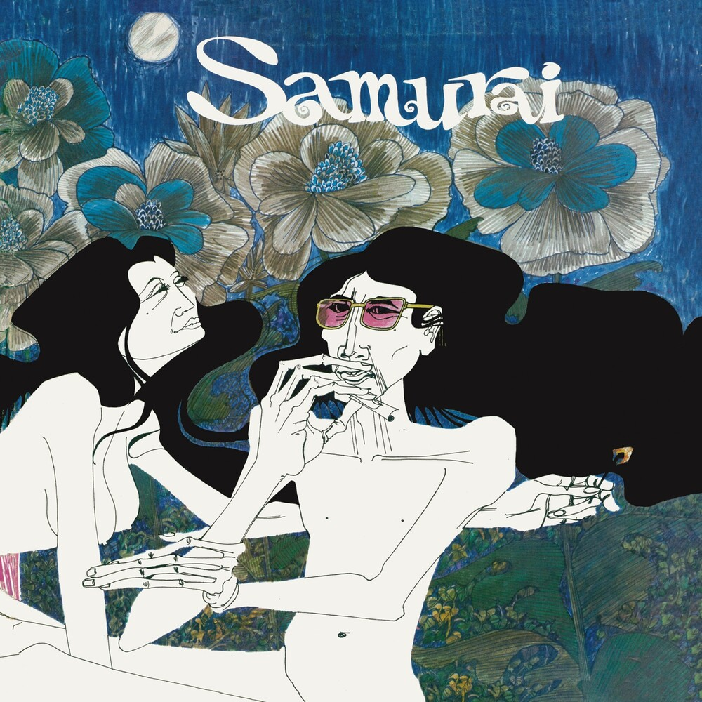 Samurai - Samurai (Exp) [Remastered] (Uk)