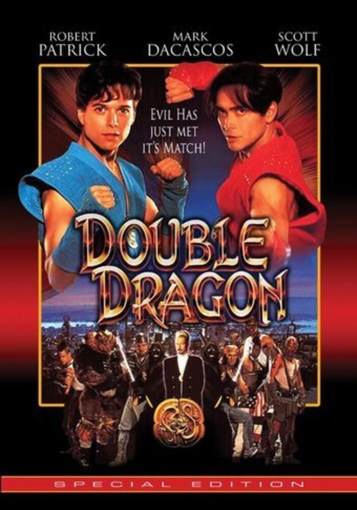 - Double Dragon / (Spec)